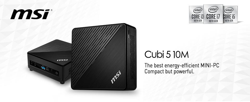 MSI Cubi Mini PC