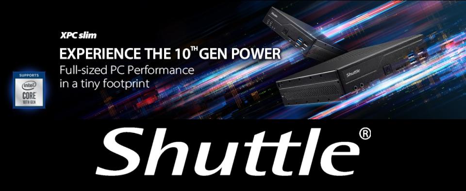 Shuttle XPC Slim PC